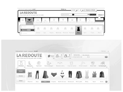 exemple de conception de catalogue