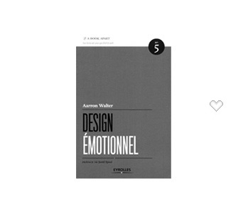 couverture livre design emotionnel Aaron Walter