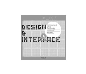 Design et interface, ergonomie web illustrée