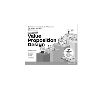 couverture livre Value Proposition design