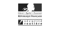 logo securite routiere