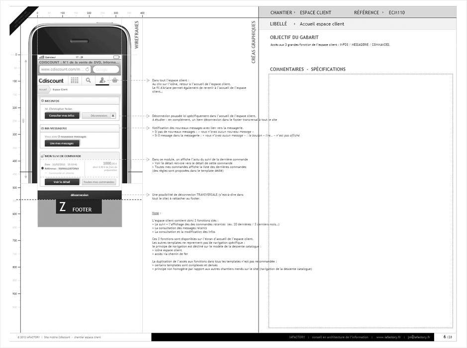 wireframe cdiscount-mobile