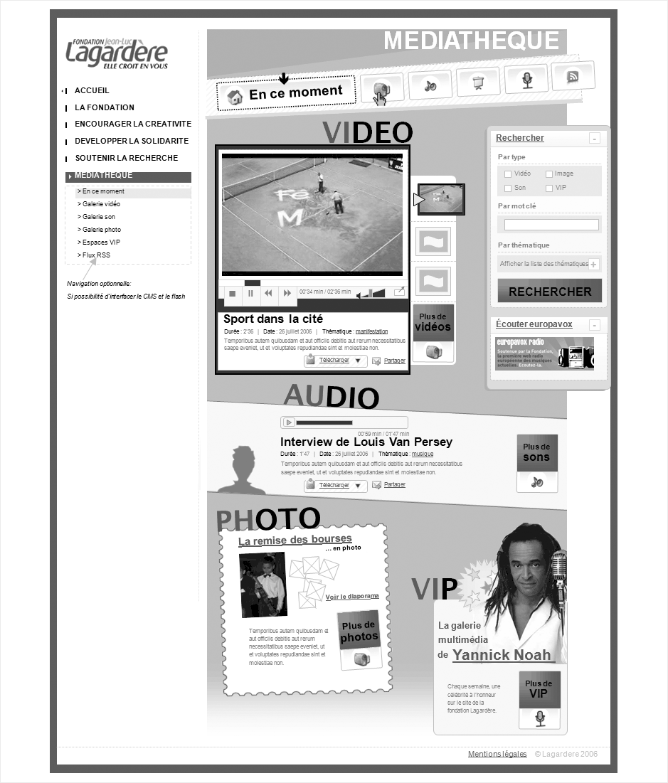 wireframe lagardere-media