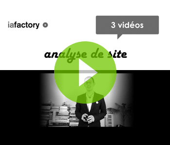vignette audit ergonomique video à la demande vod Ux design