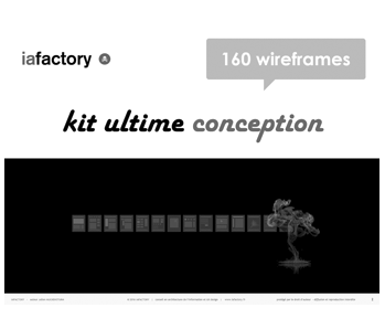 vignette kit wireframes